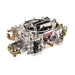 Edelbrock 14054 Performer 600 CFM 4 Barrel Carb, Manual, Endura Shine