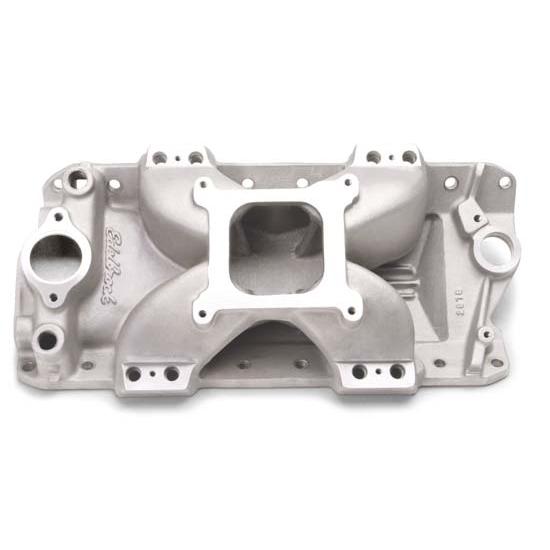 Edelbrock 29785 Victor EFI Intake Manifold, Small Block