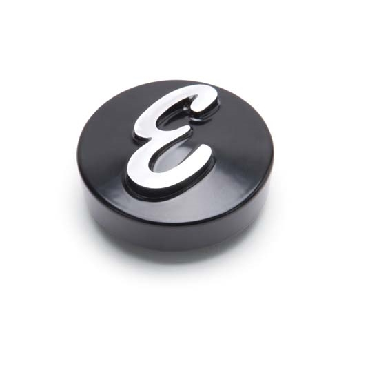 Air Cleaner Nut : Edelbrock air cleaner wing nut aluminum black