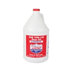 Lucas SAE 75W-140 Synthetic Racing Gear Oil, 1 Gallon