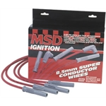 MSD 31869 Super Conductor Plug Wires, Buick Grand Natl ,3.8L Distless