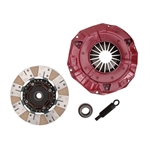 Ram 98764 GM Powergrip Performance Clutch Set, 1-1/8 Inch-26 Spline, 11 Inch