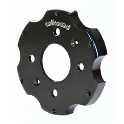 Wilwood 170-10199 Rear Big Brake Hat, .750 Inch Offset, 4 x 3.93 Inch