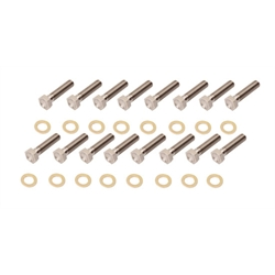 TI64 139 Titanium Beadlock Bolt Kit, 5/16-18 x 1-1/4 Inch Thread