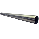 Plain Steel Exhaust Megaphone, 1-5/8 x 3-1/2 x 30 Inch