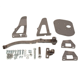 1951-1954 Chevy Power Brake Booster Firewall Mount Kit