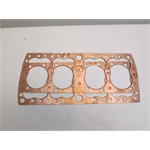 Garage Sale - 1939-48 Flathead Big Bore Head Gasket, Copper