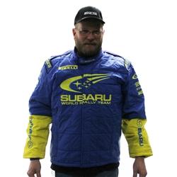 Sparco Subaru Rally Jacket, XXXL