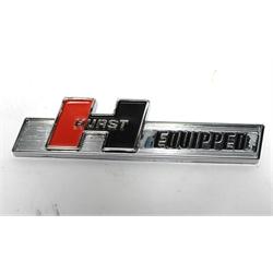 Garage Sale - Hurst Shifters 136-1000 Hurst Equipped Emblem