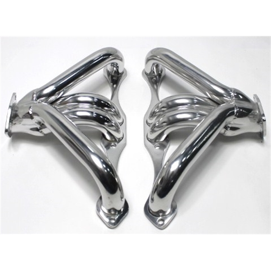 Small Block Chevy Hugger Headers For Angle
