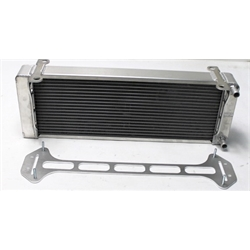 Garage Sale - AFCO 80249N 1999-2004 F150 Lightning/Harley Double Pass Heat Exchanger
