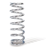 AFCO 28400-1CR 8 Inch Extreme Chrome Coil-Over Spring, 400 Rate