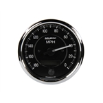 Auto Meter 201013 Cobra Electric Speedometer, 4 Inch Diameter
