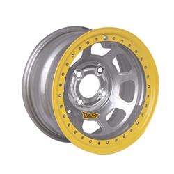 Aero 33-074020 33 Series 13x7 Inch Wheel, Lite, 4 on 4 BP, 2 Inch BS