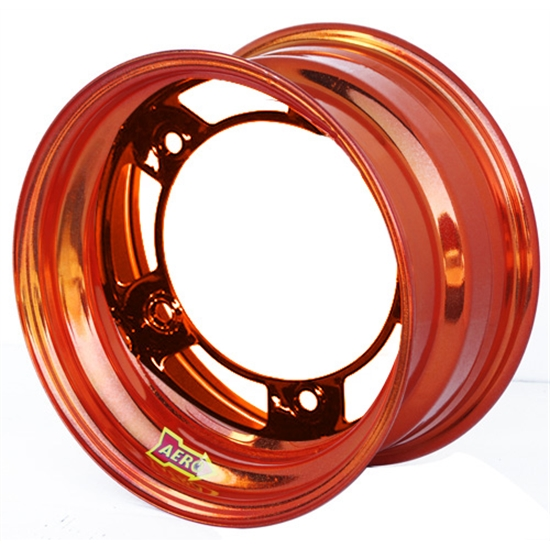 Aero 51-980540ORG 51 Series 15x8 Wheel, Spun, 5 on WIDE 5, 4 Inch BS