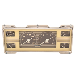 Classic Instruments FC40OE 1940 Ford Original Style Gauge Cluster