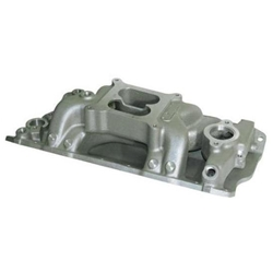 Dart 42811000 Small Block Chevy Dual Plane Intake Manifold