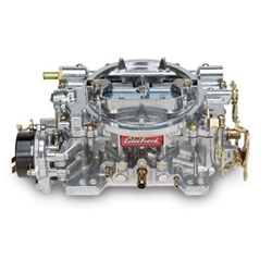 Edelbrock 1406 Performer 600 CFM 4 Barrel Carburetor, Electric Choke