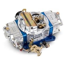 Holley 0-76650BL 650 CFM Ultra Double Pumper Carburetor, Blue