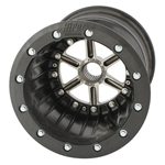 Garage Sale - HiPer Technology Beadlock Left Rear with Center, 10 x 9, 4 Inch Offset