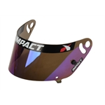Impact Racing 19300906 Iridium Shield, Super Sport & Wizard Helmets