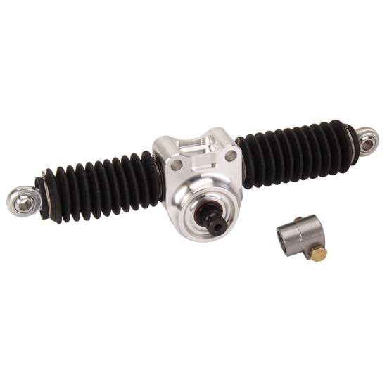 Speedway Stiletto Small Rack and Pinion Fast Ratio Steering Box