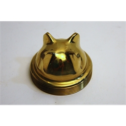 Garage Sale - Total Performance Brass T Radiator Cap
