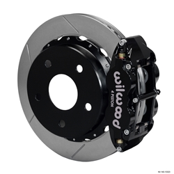 Wilwood 140-13323 FNSL 4R Rear Brake Kit, Big Ford 2.36 Off, Bronco