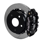 Wilwood 140-13666, Forged Superlite 4R Rear Parking Brake Kit, 14 In