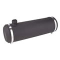 Black Poly Fuel Tank, 12 Gallon, 10 x 36 Inch