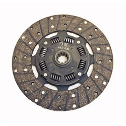 "Garage Sale - GM HP Series 10.4"" Clutch Disc, 1/8""-10 Spline"