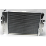 Garage Sale - AFCO DirectFit 1967-69 Camaro/Firebird Aluminum Radiators, 28 x 18-3/8 Inch