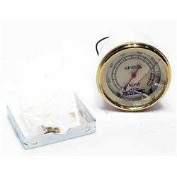 Garage Sale - Classic Instruments VT55GSLF Vintage 140 MPH Speedometer