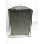 Garage Sale - Griffen 1932 Ford Aluminum Radiator With Chevy Engine