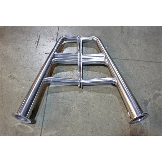 Small Block Chevy Lake Style Headers, AHC