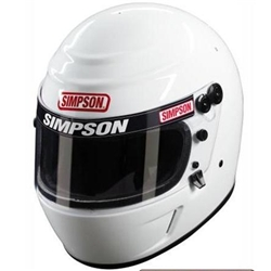 Garage Sale - Simpson Voyager Evolution - White 6 7/8