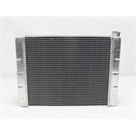 Garage Sale - Speedway Double Pass Aluminum Radiator, Chevy, 26 Inch