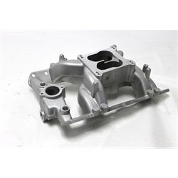 Garage Sale - Professional Products Crosswind Pontiac 326-455 Intake Manifold, Plain Finish