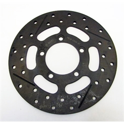 Garage Sale - Specialty 10 Inch Drilled and Slotted Drag Race Rotor