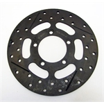Garage Sale - Specialty Drilled and Slotted Rotor - 4.4 Lbs