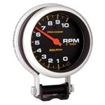 Auto Meter 5610 Pro-Comp Air-Core Pedestal Tachometer, 10k RPM, 3-3/4
