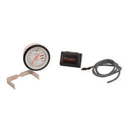 Classic Instruments SF80WBLF Salt Flat 3-3/8 In Speedometer, Sky Drive