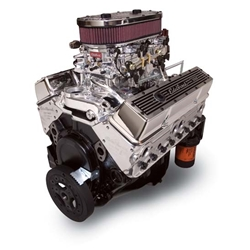 Edelbrock 45004 Dual-Quad 9.0:1 Compression Performance Crate Engine