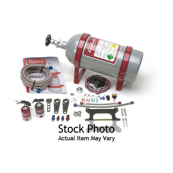 Edelbrock 70033 performer rpm nitrous oxide system 100 for Rpm motors lincoln ne