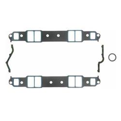 Fel-Pro Gaskets 1206 S/B Chevy Intake Manifold Gaskets, 1.34x2.21 Inch