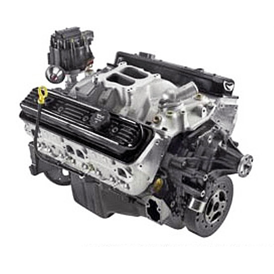 Sell New GM Performance 24502609 ZZ4 Base Crate Engine W