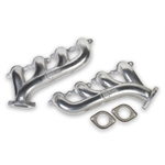 Hooker 8501-1HKR GM LS Exhaust Manifold, Silver Ceramic Finish
