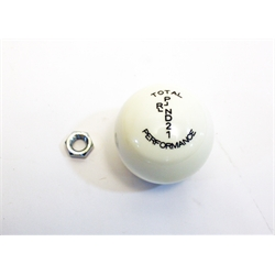Garage Sale - Total Performance White Shift Knob