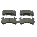 Wilwood 15E-6103K Poly-E GM Metric 1978-Up Brake Pads