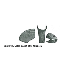 Edmunds Style Midget Fiberglass Nose